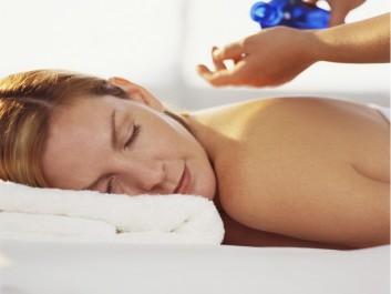 Vinoterapia y masajes en su habitación