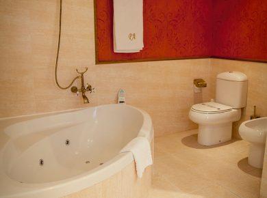 Suite bañera
