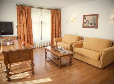 Suite salón
